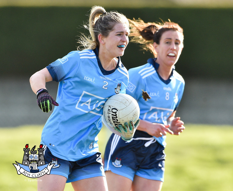 Two Dubs Selected In Ladies Nfl Division 1 Team